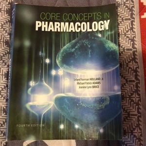 Other - Pharmacology text book